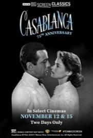 Tcm: Casablanca 75Th