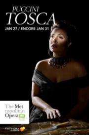 Met Tosca Live 2018