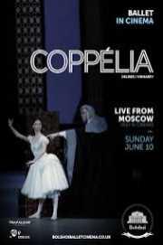 Bolshoi: Coppelia 2018