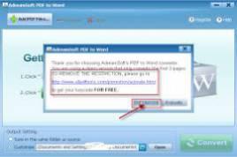 Convert PDF to Word 3