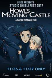 Howls Moving Castle Dubbed 2017