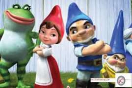 Gnomeo & Juliet: Sherlock Gnomes 2018